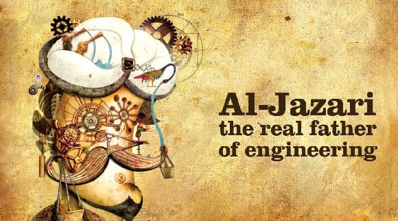 Al Jazari – muzułmanin, który tworzył średniowieczne roboty.