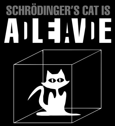 Eksperyment myślowy #1: Kot Schrödingera