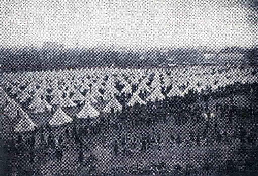 Obóz jeñców francuskich w Nysie 1870-1871_Obóz jeńców francuskich w Nysie 1870-1871