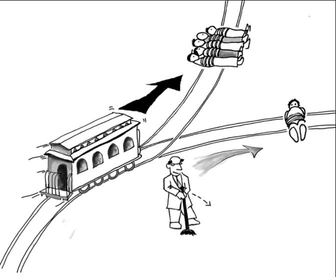 Eksperymenty myślowe #4: Dylemat wagonika