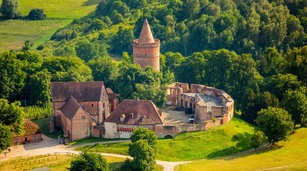 Podróże z żartem: Peenemünde i Burg Stargard