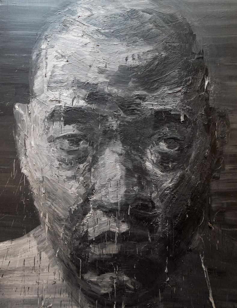 Sztuka szoku: Yan Pei Ming – Autoportret